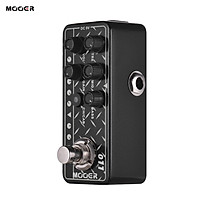 Mooer MICRO PREAMP Series 011 CALI-DUAL Digital Preamp Preamplifier Guitar Effect Pedal Dual Channels 3-Band EQ with