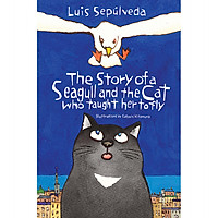 Story of a Seagull and the Cat