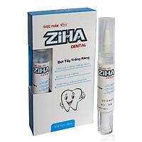 Giúp làm sạch và ngăn ngừa mảng bám trên răng, lợi. Khử mùi hôi miệng. Giúp răng trắng sáng hơn. Bút tẩy trắng răng Ziha dental, tuýp/4ml.
