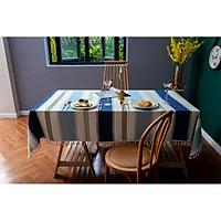 Khăn trải bàn KBCC04 MARYTEXCO chất liệu cotton thêu, đường may tinh xảo, viền tua rua sang trọng phù hợp với những không gian cao cấp, đem lại nét đẹp tinh tế cho căn phòng