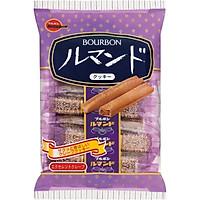 Combo 3 gói Bánh quy Bourbon Lumonde 88gr