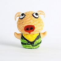 Con Heo - Mô Hình 12 Con Giáp (Giấy Xoắn Handmade)