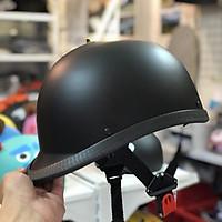 Mũ bảo hiểm nửa đầu SRT kiểu dáng đua ngựa