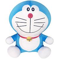 Doraemon (Doraemon) Plush Toys Jingle Doll dolls doll doll pillow birthday gifts girls Valentine's Day gift machine cats blue fat smile 16-inch