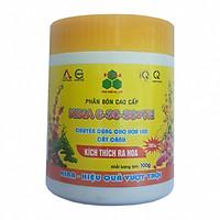 Phân bón chuyên dùng hoa lan, cây cảnh KINA 6-30-30+TE kích thích ra hoa