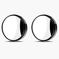 Gương Cầu lồi 360 Độ Gắn Gương Chiếu Hậu Cho Ô Tô, Xe Hơi Cao Cấp YE-GC360V
