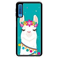 Ốp lưng cho Samsung Galaxy A50  mẫu cừu 3 - Hàng chính hãng