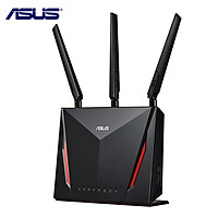 ASUS RT-AC86U AC2900 Dual Band Gigabit WiFi Gaming Router with MU-MIMO Smart Wireless Internet Router Support AiMesh