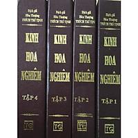 Trọn bộ 4 quyển Kinh Đại Phương Quảng Phật Hoa Nghiêm