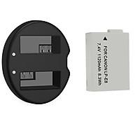 Combo 2 pin 1 sạc đôi LP-E8