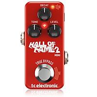 TC Electronic Hall of Fame 2 Mini Reverb Guitar Effects Pedal-Hàng Chính Hãng