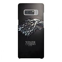 Ốp Lưng Cho Điện Thoại Samsung Galaxy Note 8 Game Of Thrones - Mẫu 371