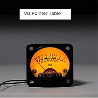45mm Big Vu Meter Stereo Amplifier Board Backlight Power Meter Level Indicator Adjustable With Driver