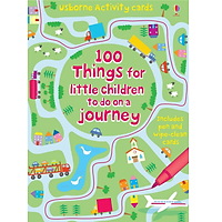 Usborne 100 things for little children to do on a journey