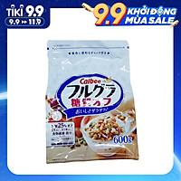 Ngũ cốc Calbee Furugura Carbohydrate 25% Off 600g - Nhập khẩu Nhật Bản