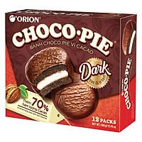 Bánh Chocopie Hộp 12 Cái Vị CaCao (360g)