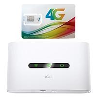Bộ Phát Wifi TP-Link M7300 150Mbps + Sim Viettel 3G/4G 3GB / Ngày - Hàng Chính Hãng