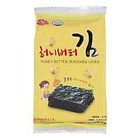 [Chỉ giao HN] - Rong biển ăn liền tẩm bơ mật ong - 1 Túi
