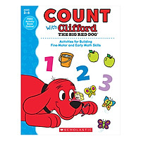 Count With Clifford The Big Red Dog