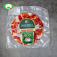 Đùi Lợn Muối Cắt Lát Iberico Tây Ban Nha Gói 100g