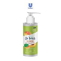 Gel rửa mặt dưỡng da căng sáng chiết xuất Trái Mơ St.Ives Glowing Daily Cleanser Apricot 200ml