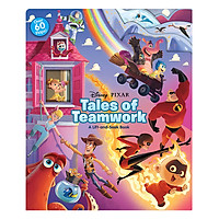 Disney*Pixar Tales of Teamwork: A Lift-and-Seek Book
