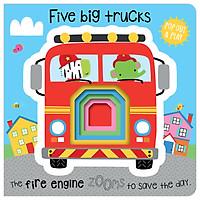 Five Big Trucks