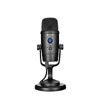 BOYA BY-PM500 USB Microphone Mic Cardioid/ Omnidirectional Pickup Patterns Muting Function 3.5mm Headphone Jack with