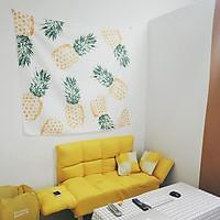 Khăn Treo Tường Trang Trí Nhà Cửa - Size Bé - 130 x 150 cm