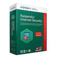 Phần Mềm Diệt Virus Kaspersky Internet Security 3 User /12T - Hàng Nhập Khẩu