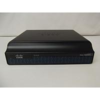 Router Cisco 1941/K9 w / 2 GE, 2 khe cắm EHWIC, 256MB CF, 512MB DRAM, IP Base - Hàng chính hãng