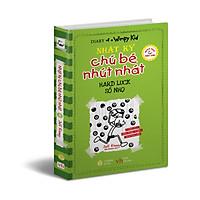 Nhật ký chú bé nhút nhát Song ngữ Việt-Anh Tập 8 (Số nhọ)