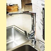 Vòi rửa bát cao cấp 2 đường nước