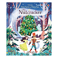 Usborne Peep Inside A Fairy Tale: The Nutcracker