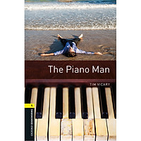 Oxford Bookworms Library (3 Ed.) 1: The Piano Man Mp3 Pack