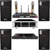 Dàn karaoke trong nhà ngoài trời KMS - T4200 (VIP) - Hàng chính hãng