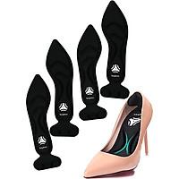 2 cặp lót giày cao gót mũi nhọn giảm size cho giày bị rộng, thoáng khí và êm chân- buybox - BBPK55