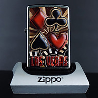 Bật Lửa Zippo 205 Las Vegas Gambling