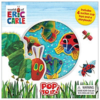 The World Of Eric Carle Pop To It!