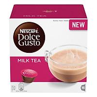 Hộp 16 Viên Nén Trà Sữa Nescafe Dolce Gusto – Milk Tea (184 g)