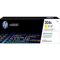 Mực in HP 204A Black/ Yellow/ Magenta/ Cyan LaserJet Toner Cartridge - Hàng Chính Hãng