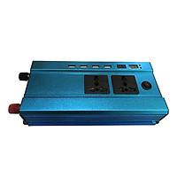 2000W Car Power Inverter Solar Power Inverter DC 12V to AC 220V Modified Sine Wave Converter with Four USB Interface