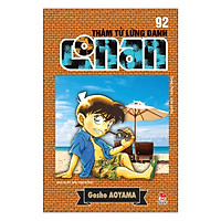 Thám Tử Lừng Danh Conan - Tập 92 (Tái Bản)