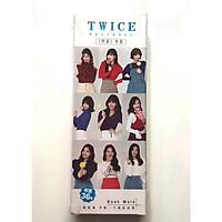 Hộp ảnh Bookmark Twice 36 tấm thiết kế độc đáo