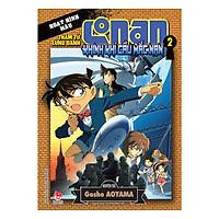 Thám Tử Lừng Danh Conan Hoạt Hình Màu - Khinh Khí Cầu Mắc Nạn (Tập 2)(Tái Bản)