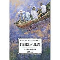 Sách - Pierre và Jean (tặng kèm bookmark thiết kế)