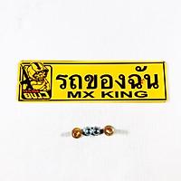 Bảng tên Thái xe MX King kiểu Sticker 2020