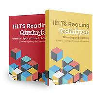 Combo Sách IELTS Reading: Phương pháp và chiến thuật làm bài thi IELTS Reading