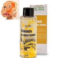 Nước thần hoa cúc 2in1 Calendula Essence Extract COCAYHOALA100ml, Tặng Mũ Trùm Tóc Ngẫu Nhiên
