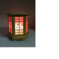 Đèn xông tinh dầu gỗ HMDG-8